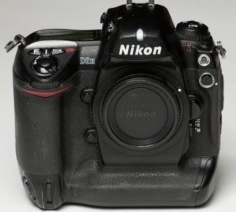 Nikon D2H body
