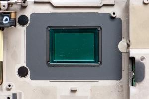 D2H shutter module removed