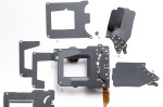 D2H shutter disassembled