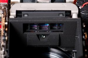 D2H auto-focus sensor