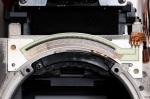 D2H aperture sensor strip